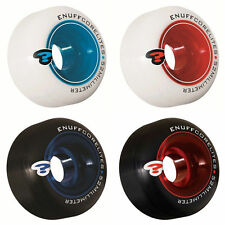 Enuff Corelite Pro Stunt 52mm 101A 'Crystal-Core' Skateboard Wheels x 4