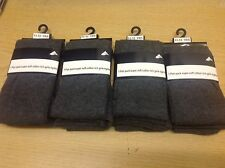 Girls Tights 4 Pair of School Grey Supersoft Tights All Sizes Age 2 - 12