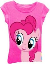 MY LITTLE PONY THE PRINCESS FACE GIRLS THE PRINCESS TEE SHIRT M-XL PINKIE PIE