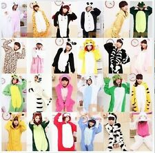 Hot Sale Unisex Adult Pajamas Kigurumi Cosplay Costume Animal Onesie Sleepwear
