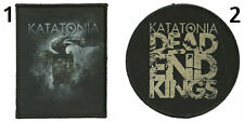 Katatonia Sew On Patches NEW OFFICIAL 2 designs to choose from