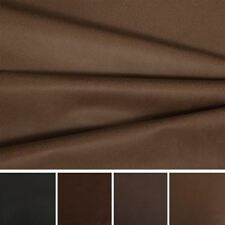 DISTRESSED ANIMAL BUFFALO FAUX SUEDE LEATHER FIRE RETARDANT UPHOLSTERY FABRIC