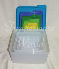 TUPPERWARE - FOOD CONTAINER/STORAGE - Cozy Nest Container (2)