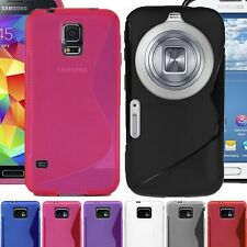 COQUE FUNDA ★S-LINE SILICONE GEL★ SMARTPHONE SAMSUNG S2, S3, S4, S5, ACE, NOTE