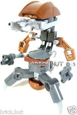 LEGO STAR WARS - COPPER DESTROYER DROID FIGURE + GIFT - RARE - BESTPRICE - NEW