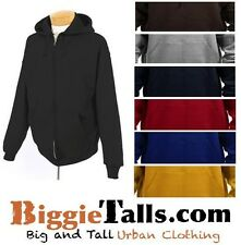 Big and Tall Hooded Sweatshirts 4X 5X 6X 7X - Zip Up/Pull Over