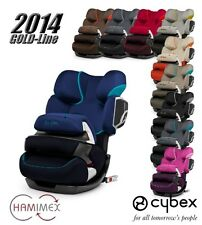 Kindersitz Cybex Pallas 2-Fix gold line collection 2014 9-36 kg