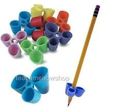6 Pencil Grip Writing Claw Special Needs Autism Occupational Therapy OT ASD Aid
