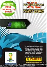 Adrenalyn XL Road to 2014 Fifa World Cup Brazil Choose from list (ENGLAND)