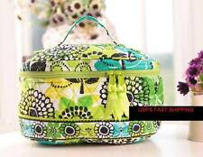 NEW Vera Bradley Home and Away Cosmetic In Multi-colors gift fast shipping