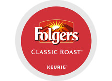 Folgers Coffee, Keurig K-Cups, 96-Count, PICK ANY FLAVOR
