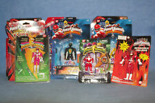 POWER RANGERS SELECTION OF NEW AND USED BOXED FIGURES CHOOSE 1