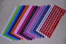 lot color keyboard cover skin Protector FOR Lenovo IBM thinkPad S3 / S3 Touch