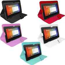 High Quality 9 Inch Leather Folding Stand Case Cover For LG Optimus Pad V900