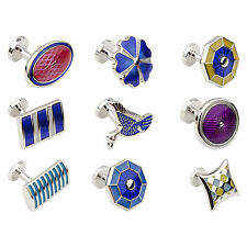 Charles Wilson Men's Formal Shirt Cufflinks In Various Styles / Colours New