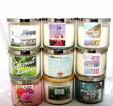 Bath & Body Works  3 Wick Scented Candle 14.5 oz. U-Choose