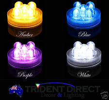 4pk 5 LED Submersible Vase Lights