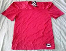 BIKE FOOTBALL JERSEY - PRACTICE, GAME, WORKOUT, CASUAL - RED - YOUTH M or L