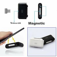 Micro USB To Magnetic Charging Adapter For Sony Xperia Z1 Mini Compact M51w
