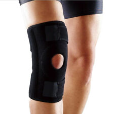 Hot Adjustable Patella Black Elastic Knee Brace Fastener Support Guard Gym Sport