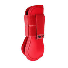 HORZE TENDON PROTECTION FRONT BOOTS - PONY - COB - FULL - NEW COLOURS !!