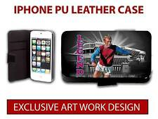 BOBBY MOORE - WEST HAM UNITED UNOFFICIAL LEGENDS IPHONE LEATHER PHONE CASE