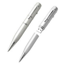 Genuine Pen with Built-In USB 2.0 Flash Memory Stick Drive 4GB-32GB HH208