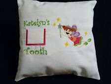 Tooth Fairy Pillow - Silver Crown