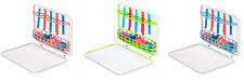 Munchkin Flexible Dishwasher Basket for Cleaning Baby Bottle Accessories.