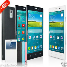 """5.5""""Android4.2 2Core 2Sim Unlocked Cell Phone AT&T T-Mobile 3G/GSM Straight talk"""