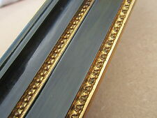 ANTIQUE PICTURE FRAME MOULDING - make your own frame to size SOLD BY THE LENGTH
