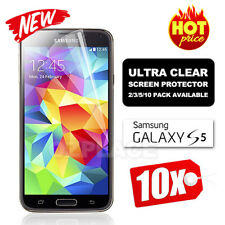 New AUS for Samsung Galaxy S2 S3 S4 S5 Note 2 3 Ultra Clear Screen Protector