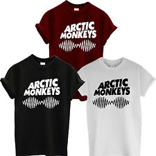 ARCTIC MONKEYS TSHIRT NEW ALBUM WOMENS MENS ROCK TEE T SHIRT MUSIC DOPE SWAG