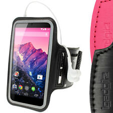 Running Jogging Sports Armband for LG Google Nexus 5 D820 Case Cover Fitness
