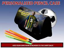 PERSONALISED SHREWSBURY TOWN UNOFFICIAL PENCIL CASE GAMES CARRIER DS TRAVEL BAG