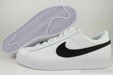 NIKE MATCH SUPREME LEATHER WHITE/BLACK SWEET CLASSIC VULCANIZED VULC MENS SIZES