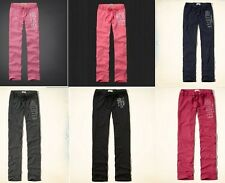 NWT HOLLISTER WOMENS SKINNY SHINE SWEATPANTS XS/ S / M