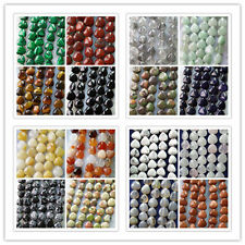 Strand Of Mixed Gemstone Heart Loose Bead 15.5 inch