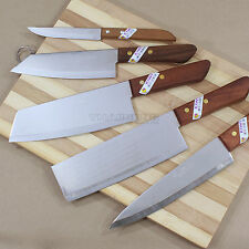Kiwi Brand Quality Thai Cook Kitchen Chef Knives Stainless Steel Knife