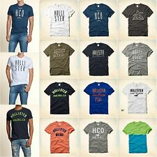New Hollister Men's Graphic T-Shirt Ramona & Venice Beach Muscle Fit  S M L XL