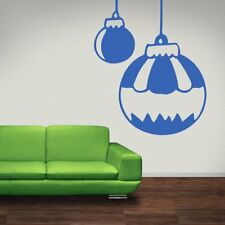 Kerstballen Wall Stickers Kerst Muurtattoo Art