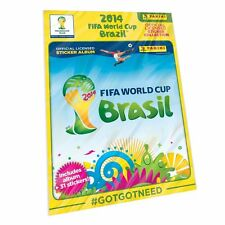 Panini Fifa 2014 World Cup Brazil Sticker Collection - Choose Your Item