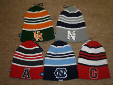 Bnwt NCAA Fan Beanie Hat Adult Men