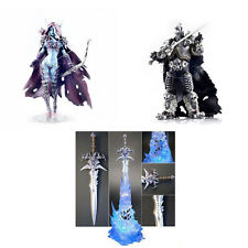 World of Warcraft WOW: the Lich King & Sylvanas Windrunner Deluxe Action Figure