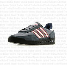 ADIDAS TRAINING P.T 70'S TRAINERS UK SIZE 8 - 9  MENS GREY RRP £73
