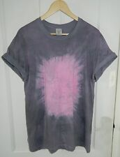 acid wash tie dye t shirt hipster galaxy festival retro 80s 90s vintage rave top