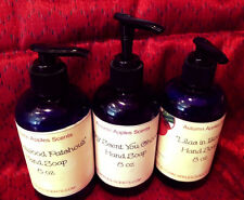 Liquid Hand Soap - 8 oz - YOU CHOOSE SCENT -800+ choices!
