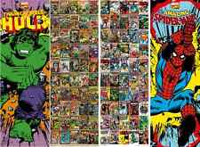 Choice of HUGE Superhero Comic Book Art Style Door Poster NEW Hulk Spiderman, DC