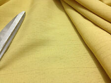 """60""""W Plain Polyester Crepe Non Stretch Drapey Dress/Crafts Fabric Material *NEW*"""