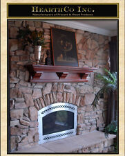 Fireplace mantle Waterford Cap